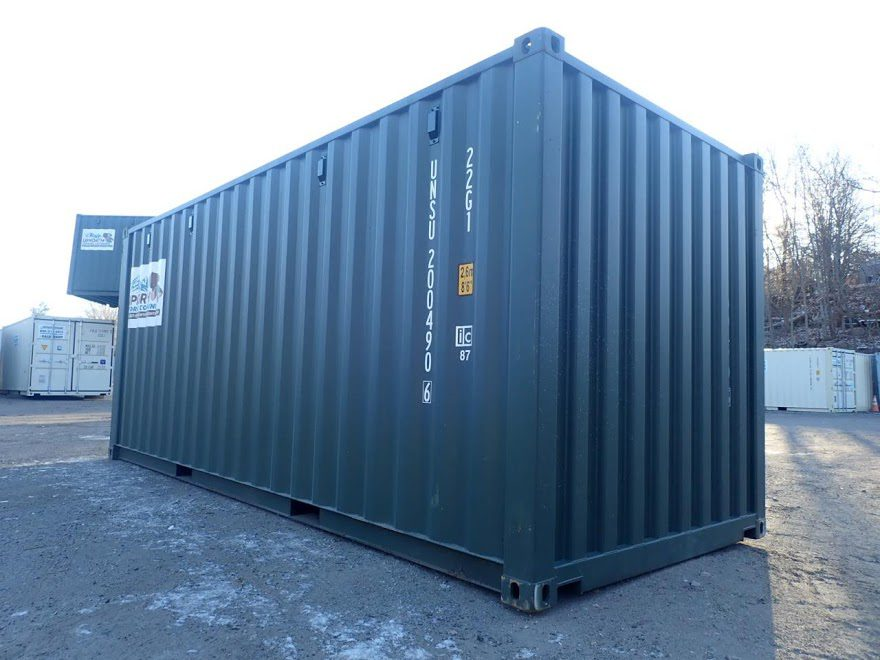 Shipping Container MA