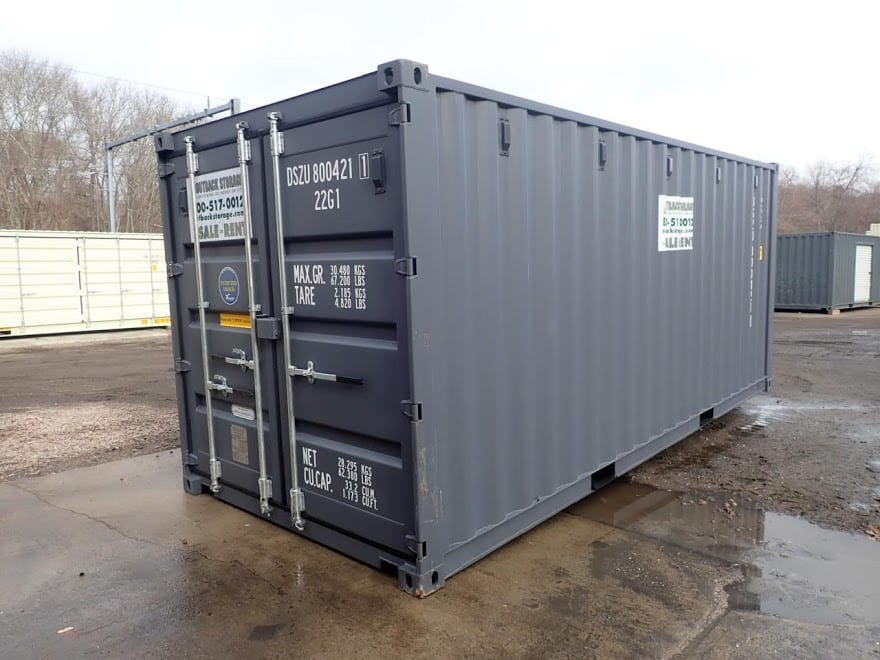 Shipping Container NH