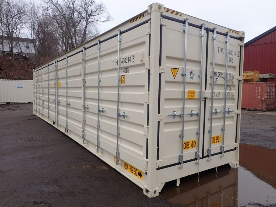 Shipping Container VT